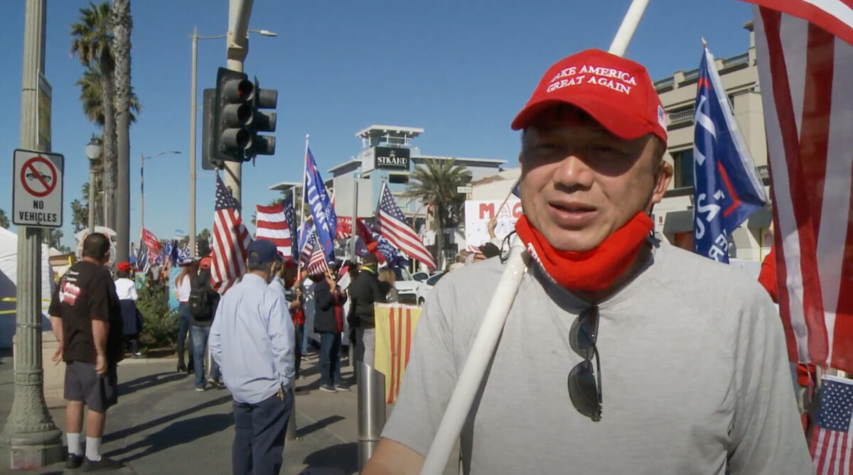 California Voter Says Slow Erosion of Freedoms Is...