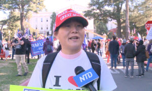 California Voter Says Election Was Run With 'Lawlessness'