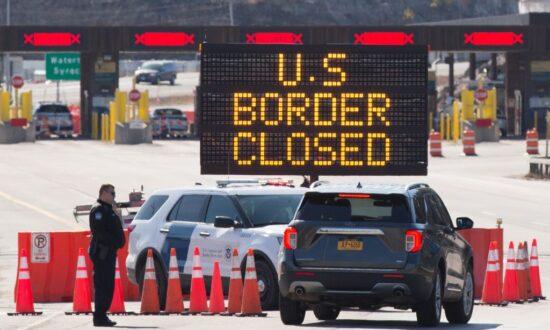 Biden Admin: Canada, Mexico Borders Will Stay Closed Due to COVID-19