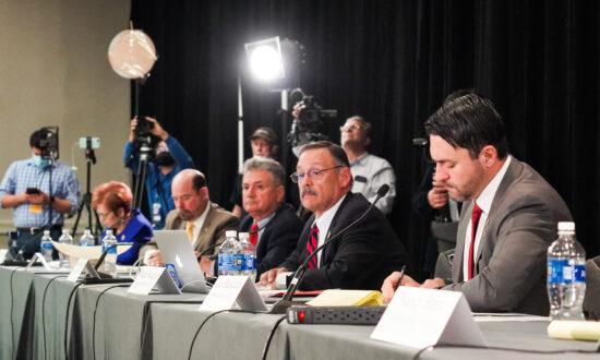 Arizona Public Hearing on Election Integrity