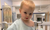 Mom Spots White Glow in Toddler's Pupil, Suspects Eye Cancer Leading to Early Diagnosis