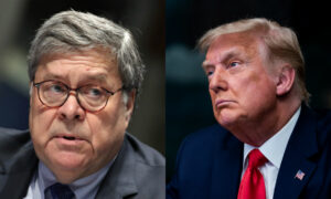 Trump: Barr, DOJ 'Haven't Looked Very Hard' Into Election Fraud
