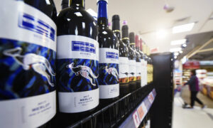 Australian Wine Exports Grow in New Markets, Plummets 96 Percent in China