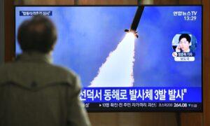 US Accuses China of 'Flagrant' North Korea Violations, Offers $5 Million Reward