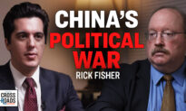 Rick Fisher: China Waging Political War On US