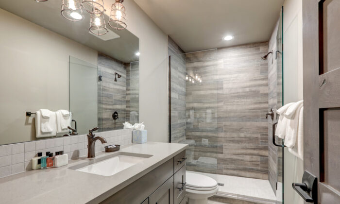 Be diligent about running kitchen and bathroom vent fans when those rooms are being used. (Artazum/Shutterstock)
