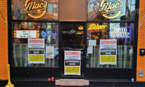 New York Pub Owner Arrested for Defying Lockdown