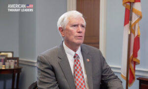 Rep. Mo Brooks on $2,000 Stimulus Checks: 'Show Me How We're Going to Pay for It'