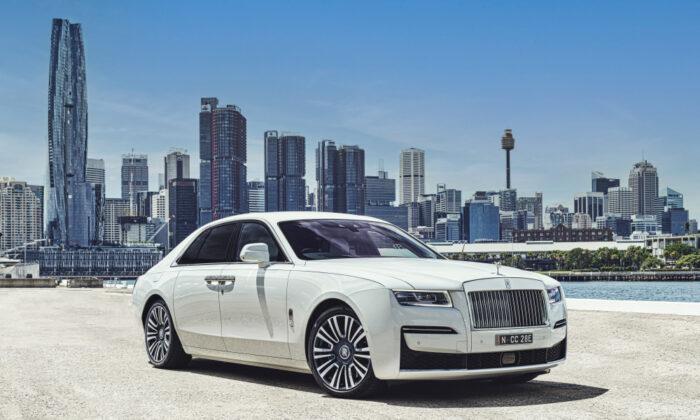Rolls Royce Ghost (Rolls-Royce)