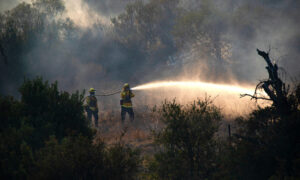Orange County's Bond Fire More Than Half Contained