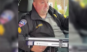 VIDEO: Retiring Police Sergeant Makes Emotional Last Call to Dispatch–and Daughter Responds