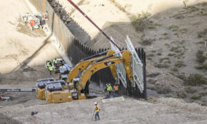 CBP Stops Border Wall Construction After Biden Order