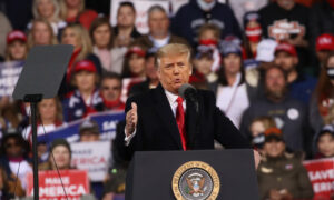 Trump Warns Democrats Want Socialism and 'Communistic Form of Government'