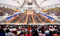 6,500 Gather in Taiwan to Share About Spiritual Journeys