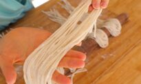 How to Make Handmade Chinese Noodles