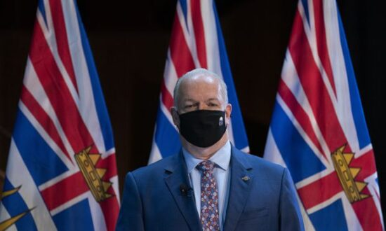 Horgan Says COVID-19 Relief Promise Top Priority of Short BC Legislature Session