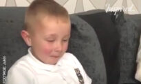 Bullied Boy Gets Surprised With a Puppy