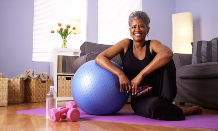 Exercise can enhance overall health and improve immune system response, which is critical to surviving COVID-19. (Rocketclips, Inc./Shutterstock)