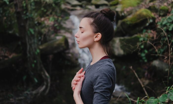 Breath is intimately tied to our state of mind, a fact that can as easily help as hinder us. (Yolya Ilyasova/Shutterstock)