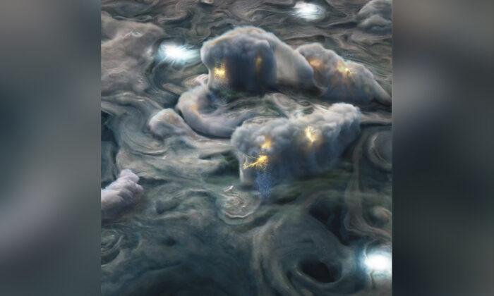 (NASA/JPL-Caltech/SwRI/MSSS/Gerald Eichstädt)