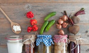 Top 5 Traditional, Fermented Anti-Aging Foods