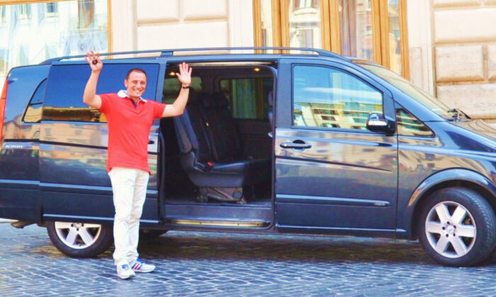Rudy's Tours operates a local tour service in Rome and in the port cities for Florence and Naples. (Courtesy of Rudy's Tours)