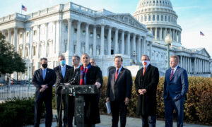 House Freedom Caucus Vows to Oppose Any Spending Bill That Doesn't 'Defund CRT Training'