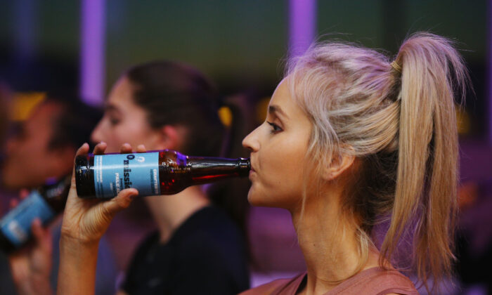 New guidelines give a timely reminder for all Australians to rethink their drinking as the holiday season approaches. (Michael Dodge/Getty Images)
