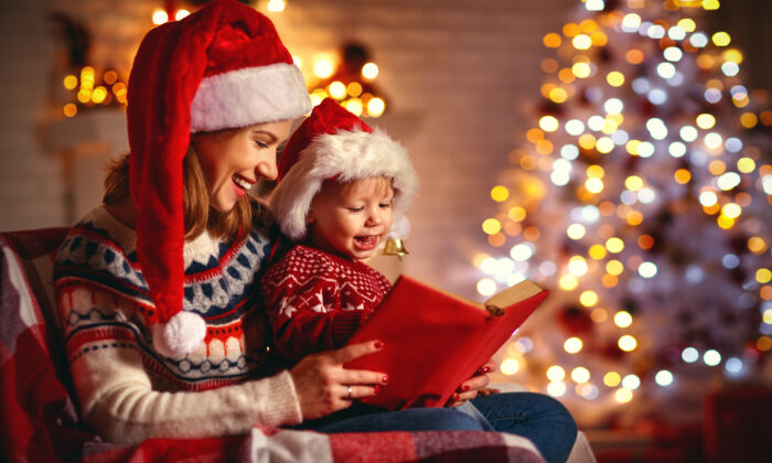 Delving into Christmas classics with loved ones this holiday may transport you back to your own childhood. (Evgeny Atamanenko/Shutterstock)