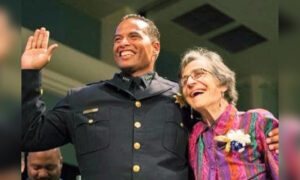 Biracial Police Chief Shares Adoption Story, Claiming His Parents Saved His Life