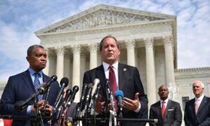 Texas AG Paxton Says He Endorses Election Audit in Texas