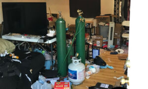 Family Unknowingly Rents Room to Meth Cook