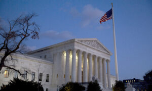 Republicans Reintroduce Amendment to Block Supreme Court Packing