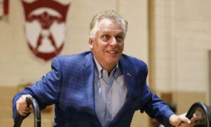 Former Virginia Governor McAuliffe Announces Virginia Gubernatorial Bid