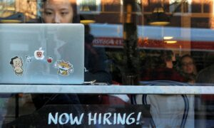 US Job Openings Rise, But Labor Market Slowing