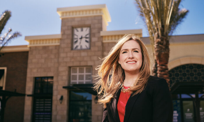 Mayor Tara Campbell began her second term in Yorba Linda, Calif., on Dec. 1, 2020. (Courtesy of Tara Campbell)