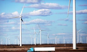 Texas Wind Farm Project Poses National Security Threat, Experts Say