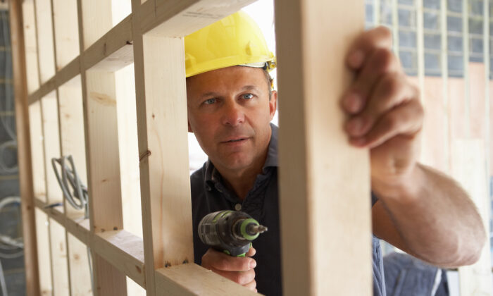 Be honest, and don't overestimate your skill level. Actual craftsmen, especially ones in trade unions, go through years of training and are quite talented. (Monkey Business Images/Shutterstock)
