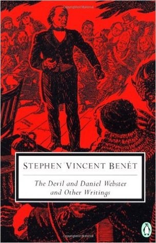 cover of the Devil and Daniel Webster