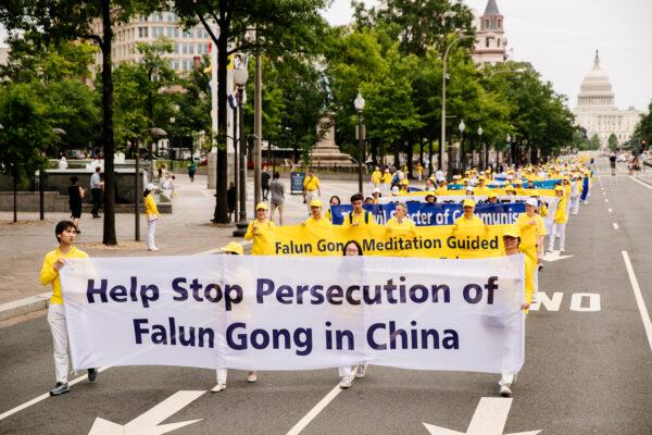 20180620_ Falun Gong Rally