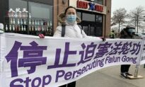 Global Protests Condemn Chinese Regime's Abuses on Human Rights Day