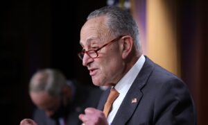 Democratic Senate Leader Chuck Schumer: McConnell's $2K Bill Doomed, Must Pass CASH Act