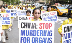 Virginia County Passes Resolution Condemning Forced Organ Harvesting in China