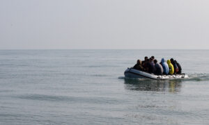 Migrants Can't Claim Asylum at Sea Under New UK Law
