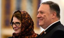 Watchdog Clears Pompeo's Wife of Alleged Travel Ethics Violations
