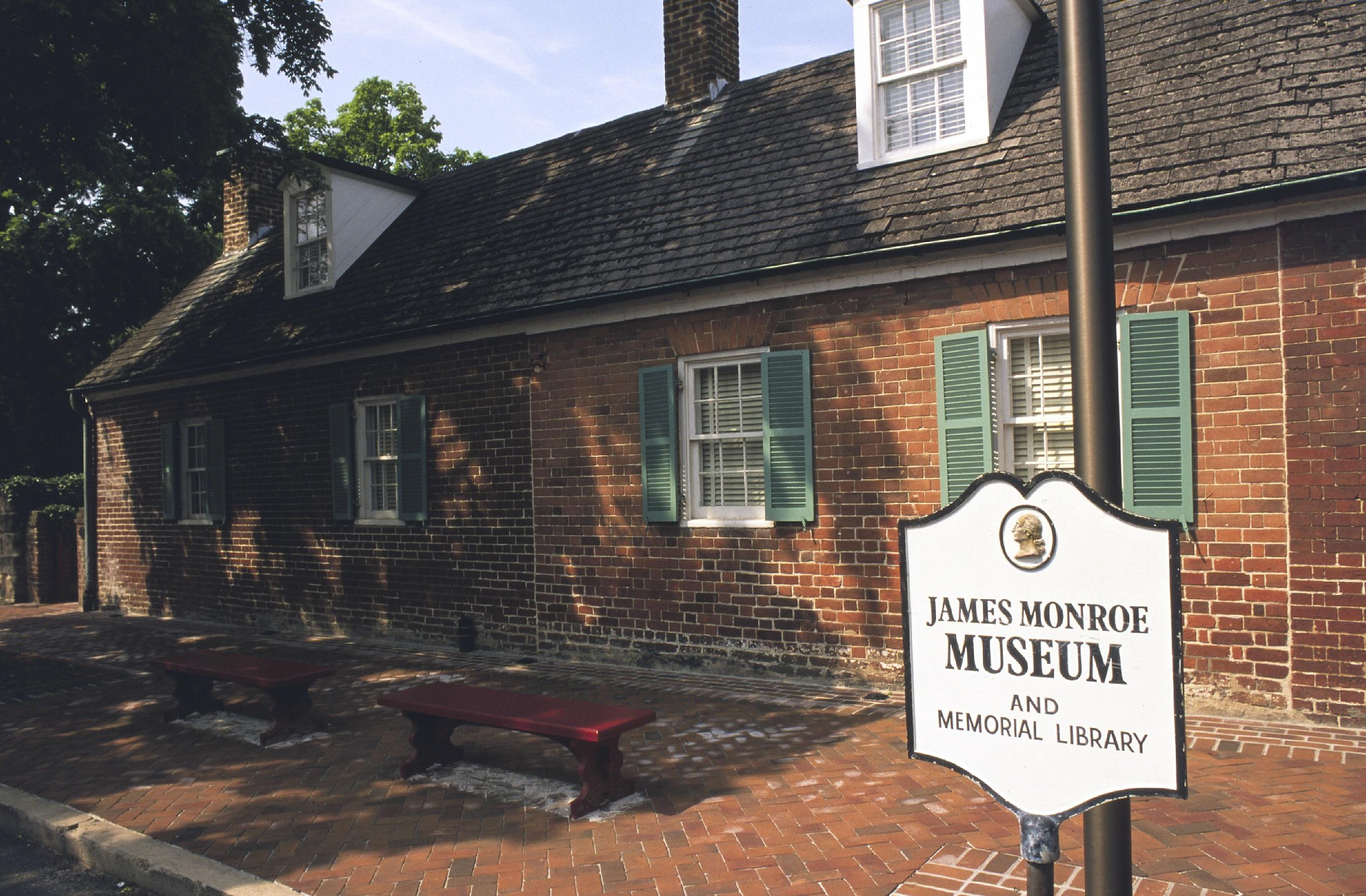 18 James Monroe Museum