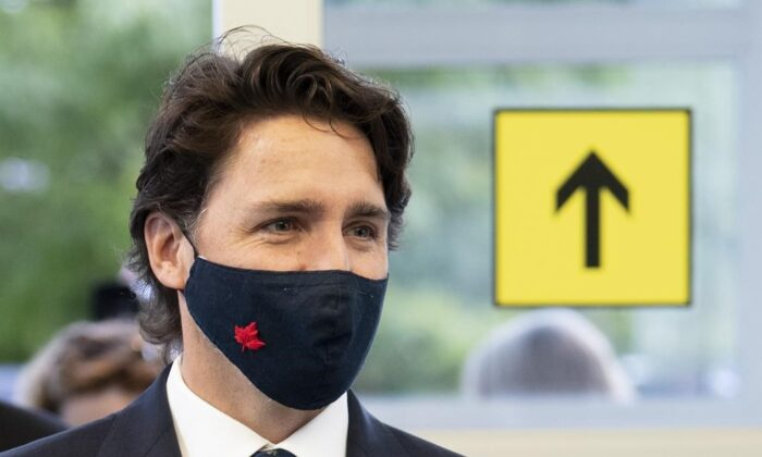 Prime Minister Justin Trudeau. (The Canadian Press)