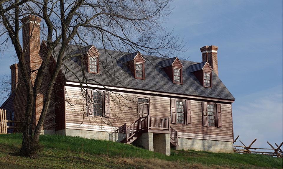 Ferry Farm -George Washington Boyhood Home