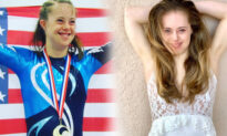 Girl With Down Syndrome Unable to Walk Until the Age of 2 Is Now a Special Olympian, Model