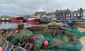 Scottish Fishermen Halt Exports Due to Brexit Red Tape, 'It's a Catastrophe'